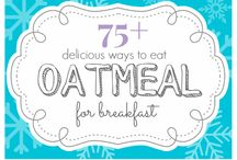 Food | Oatmeal Porridge