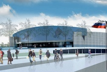 Sochi 2014 / XXII Olympic Winter Games in Sochi, Russia, Venues / by Ulrich Weihler