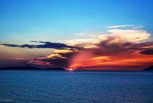 Sunset / Die schönsten Sonnenuntergänge