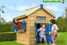 Wooden Outdoor Children's Play