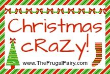Christmas Crazy! / Christmas Food, crafts and more! {{PINNERS: Christmas things only please! Also, no giveaways or affiliate posts.}}