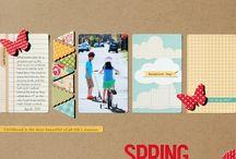 Scrapbooking ideas / by Anamaria RIVAS