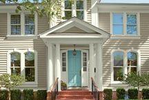 home: exterior color inspiration