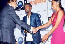 Big B at launch of Mandela