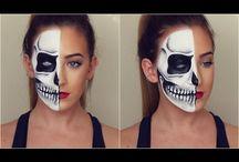Halloween best choices makeup