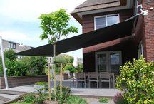 zonwering/veranda