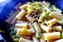 Primi Piatti / Il principale piatto di portata o l'unico piatto servito