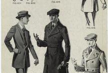 Vintage Male Models