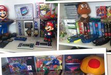 Ultieme game collecties / Echte Nintendo collecties die in de loop der jaren zijn gegroeid. Als jij 1000 euro kreeg, zou jij voor een retro collectie gaan of zou jij nieuwe games sparen?