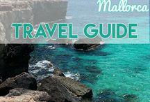 Travel Guide / Hier geht es rund um das Thema Reisen.