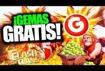 Gemas gratis Clash of Clans / Gemas gratis, ahora es posible conseguirlas a través de la aplicación Gums Up. Las gemas, se han convertido en la nueva forma de ganar dinero.