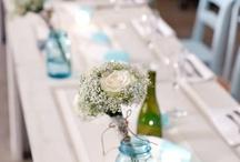 Wedding Decoration / Decoration for folk, rustic, vintage, industrial and romantic weddings.