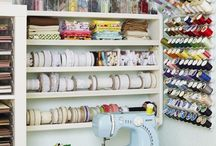 Dream sewing/craft room