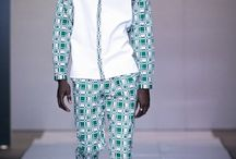 MBFW AFRICA 2013 - Laurence Airline / MBFW AFRICA 2013 - Laurence Airline collection. Credit: SDR Photo