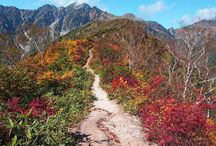 五竜岳(北アルプス)登山 / 五竜岳の絶景ポイント 北アルプス登山ルートガイド。Japan Alps mountain climbing route guide