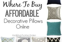 Pillows / Decorative