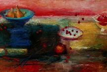 Альбом художника Александра Аханова
