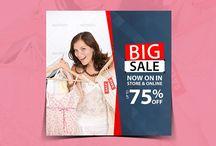 Fashion Sale Instagram Banner (75% Off)
