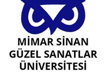 Mimar Sinan Güzel Sanatlar Üniversitesi / Mimar Sinan Güzel Sanatlar Üniversitesi'ne En Yakın Öğrenci Yurtlarını Görmek İçin Takip Et