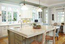 The Cook's Nook / Kitchen remodel/decor / by Juli Farley