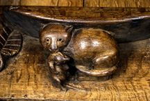 Misericords, Gargoyles