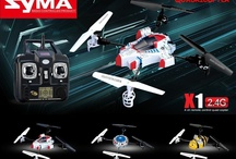 helicopter / SYMA X1 2.4G RC UFO Ultra Micro Quadcopter