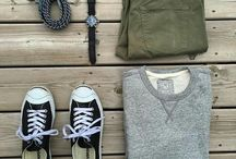 Olive outfits