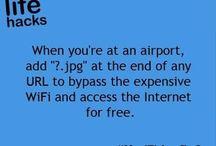 Airport hint
