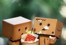 Boxxy Robot