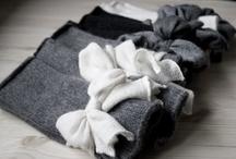 Cashmere knits