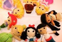 Crochet princess