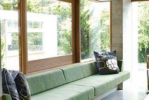 Interiors: Window seats
