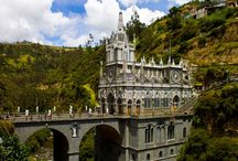 Places in Colombia / Great places to see in Colombia.
