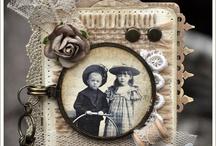 Crafts Cards & Tags / by Carol (ramblingoftherose.wordpress.com)