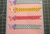 Cardmaking / Ideas for making cards for any occasion / by Kristen Pitsenbarger