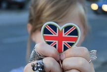 Rule Britannia  / Favorite place on earth / by Stephanie Melton