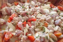 Recettes au thon - Tuna fish recipes