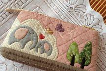 V Japonskom štýle / patchwork