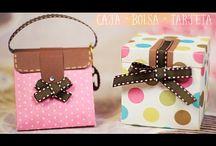 balení dárků-krabičky