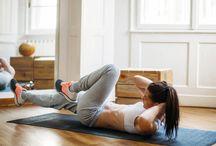 HIIT Workouts / HIIT Workouts sind das beste Training, um in kurzer Zeit richtig gute Erfolge zu erzielen: Krafttraining, Muskelaufbau, Kräftigung, Ausdauer und vor allem FUN!