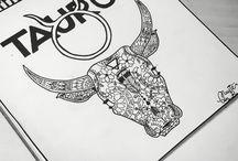 Forebygging av Taurus symbolet