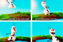 Snowman humour