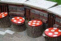 natuurlijke meubels
