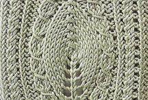 strikkeoppskrifter