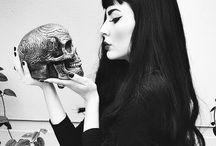 Goth photography