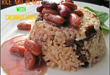 Panamanian recipes / by Heidi Hardin