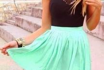 Summer outfit ideas