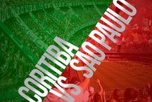 Posters Soberano Tricolor / Poster para postagem no facebook para a fanpage Soberna Tricolor