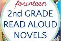 2nd grade read alouds