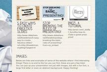 tips on - presentation